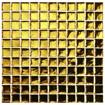 Byzantium Gold Mosaic