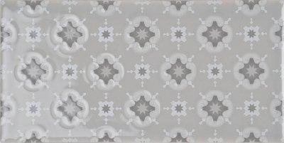 Tegelgalerie - Winchester Tiles - Artisan - Decorated brick tile Bicton on Dunwich