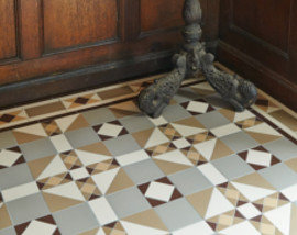 Victorian Floortiles