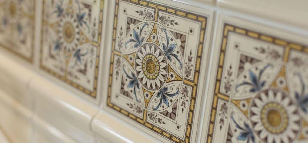 OriginalStyle Artworks tegel, Victorian collectie