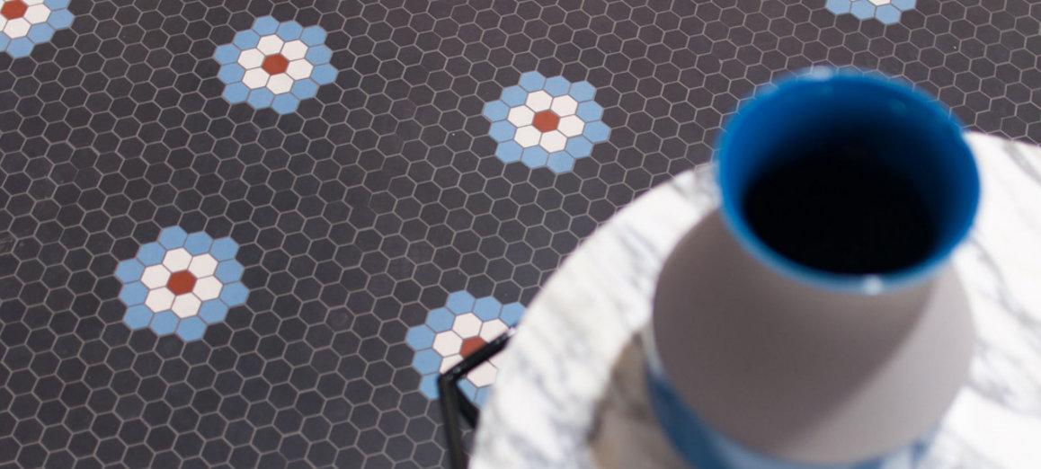 Winckelmans hexagon patroonvloer