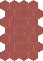 Bisazza cementtegel Hexagon Diaspro E 200 x 230
