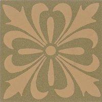 Cardigan 53 x 53 (Buff on Green)