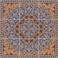 Disraeli 457 x 457 (Blue)
