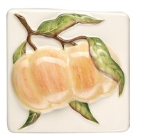Coupe De Fruits Peaches 100 x 100