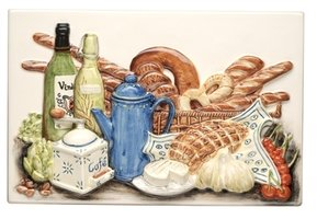 Bon Appetit French Country Table Plaque 300 x 200