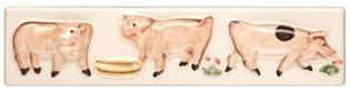 A La Ferme Piglets Border 200 x 50