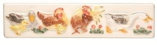 A La Ferme Poultry Border 200 x 50