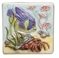Coral Reef Emperor Fish 100 x 100