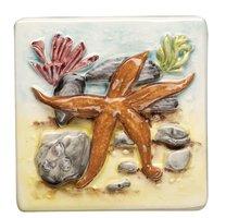 Coral Reef Starfish 100 x 100