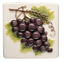 Coupe De Fruits Black Grapes 100 x 100