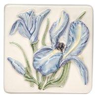 Bouquet De Fleurs Irises 100 x 100