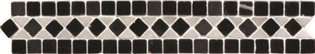 Athenian Braid Black Mosaic 300 x 50