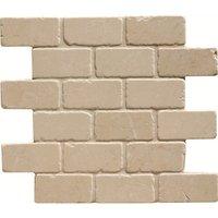 Brickbond Beige Mosaic 305 x 305