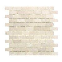 Brickbond Bottocino Tumbled Mosaic 305 x 305