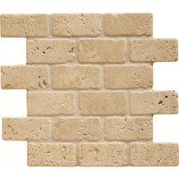Brickbond Crema Mosaic 305 x 305
