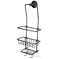 Wall Mounted Shower Basket