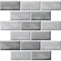 Castel Honed Mosaic Bevel 305 x 305 x 10