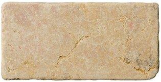 Tumbled Marble Giallo 150 x 75 x 10