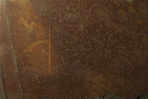 Burnt Sienna Calibrated 600 x 400 x 20-20