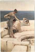 Alma-Tadema: Silver Favourites (1903) Multi colour 560 x 380
