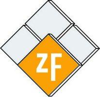 Zahna Achteck Netz 2 Hellblau uni 170 x 170