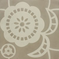 Lilly Sand Patroontegel Multi color 200 x 200