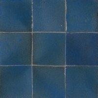 Zellige Blue Petrol 100 x 100