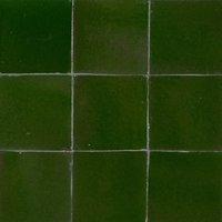 Zellige Vert Foncé 100 x 100