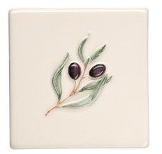 Bon Appetit Olive 100 x 100