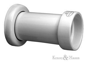 Toilet ceramic tube 230mm - ø 100mm
