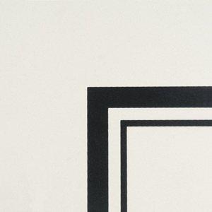 Cavendish 151 x 151 (Black on Dover White)
