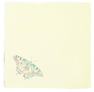 A Kaleidoscope of butterflies Indigo Swallowtail 130 x 130