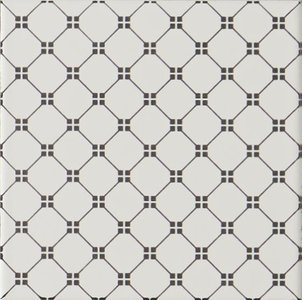 Marquee Grey on Brilliant white 152 x 152